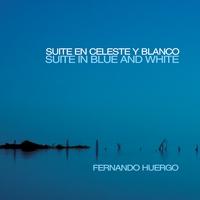 Fernando Huergo Suite in Blue and White